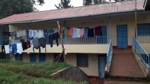 Kiruga police post 4 staff houses